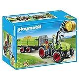 PLAYMOBIL Hay Baler with Trailer