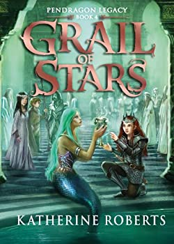 Grail of Stars by Katherine Roberts science fiction and fantasy book and audiobook reviews