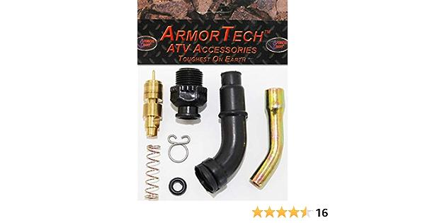 honda trx 300 choke valve set,starter plunger set,choke assembly 1988-1993