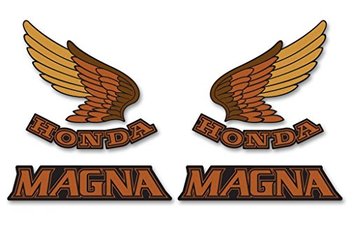 Reproduction Decals HMAG-85-700-CS Late Honda VF700C Magna Decal Set (Honda Decal Set)