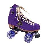 Moxi Roller Skates Lolly Roller Skates,Purple,4