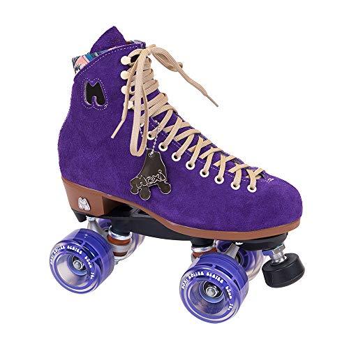 Moxi Roller Skates Lolly Roller Skates,Purple,9 ()