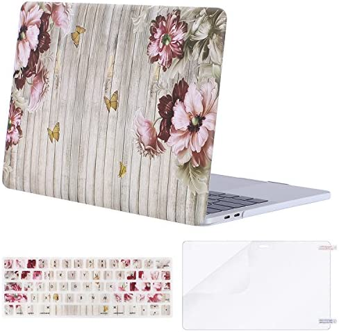 MOSISO Keyboard Protector Compatible Butterfly