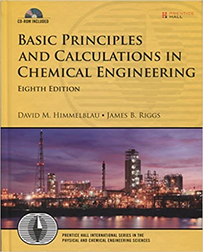Amazon basic principles and calculations in chemical basic principles and calculations in chemical engineering 8th edition prentice hall international series in the physical and chemical engineering fandeluxe