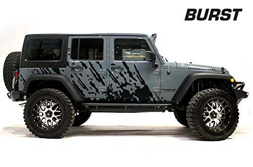 Factory Crafts Wrangler 2007 2016 Graphics
