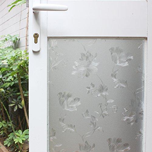 Fancy-Fix Decorative Privacy Vinyl Glass Window Film