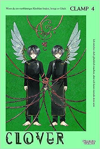 クローバー 第01-04巻 [Clover vol 01-04]