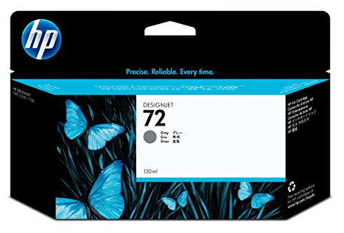 HP 72 130-ml Gray DesignJet Ink Cartridge (Designjet 130 Inkjet Printer)