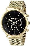 Akribos XXIV Men's AK714YG Ultimate Multifunction Stainless Steel Watch