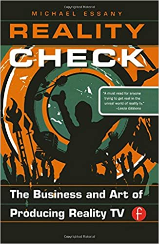 Image result for reality check book reality tv