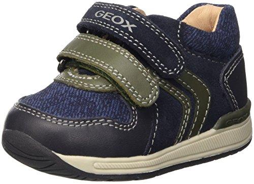 C4428 B Bebé A Green De navy Senderismo Geox Rishon Botines Azul para Boy Niños Dk 6qxTwpU