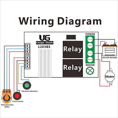 24v Dc Motor Sd Controller Circuit Diagram