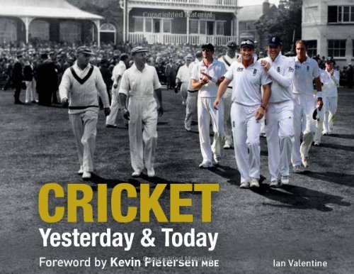 Download Cricket Yesterday and Today pdf