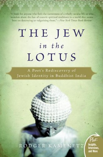 The Jew in the Lotus: A Poet's Rediscovery of Jewish Identity in Buddhist India (Plus) cover