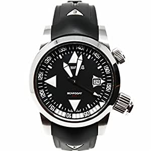Eberhard & Co. Scafodat 500 automatic-self-wind mens Watch 41025CUNE (Certified Pre-owned)