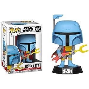 Funko Pop Disney: Star Wars – Boba Fett (Animated) Exclusive