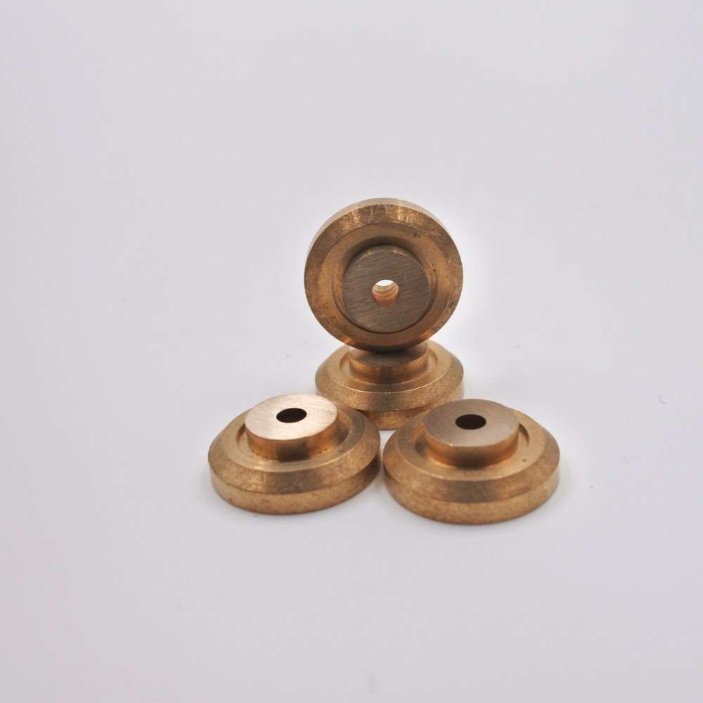 Waterjet spare parts Brass Backup Ring- HP Valve