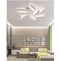 LPLFCeiling Modern simple lampara de salon de originalidad