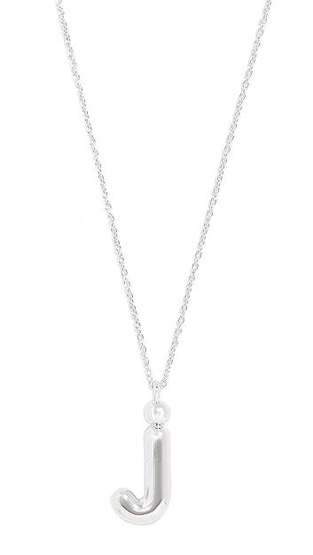 Amazon.com  Marc Jacobs Women s Bubbly Pendant Necklace 4cce7669a1