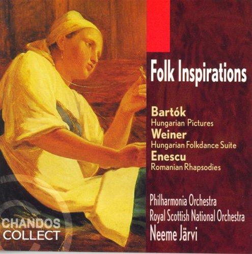Magyar nepi tancok (Hungarian Folk Dances) Suite, Op. 18: II. Andante poco sostenuto - Allegro con fuoco