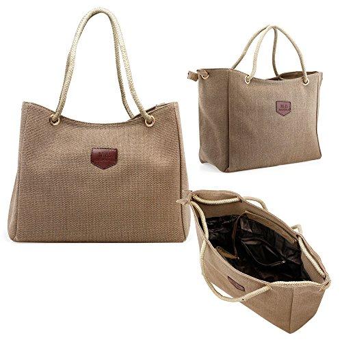 oct17-women-lady-fashion-tote-canvas-shoulder-bags-hobo-messenger-handbag-bag-purse-khaki