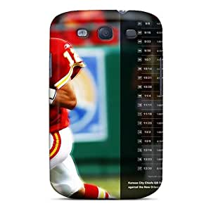 For Galaxy S3 Phone Cases - Perfect Cases Covers Skin - Kansas City Chiefs