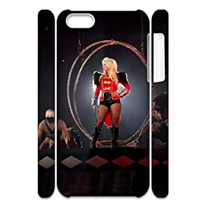linJUN FENGC-EUR Diy 3D Case Britney Spears for ipod touch 5