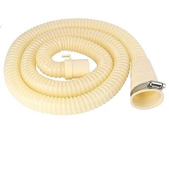 Lavadoras PVC Manguera de desagüe, Kit Extensión universal Fit ...