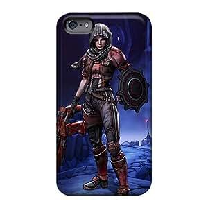 Perfect Hard Phone Cover For Iphone 6 (ETf18107RroJ) Customized Fashion Strat Wars Image