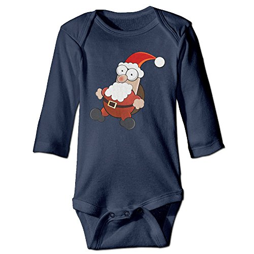 Veep Costume (Christmas Santa Original For Climbing Clothes Infant Rompers Navy)