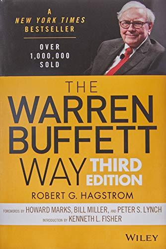 Book : The Warren Buffett Way - Robert G. Hagstrom