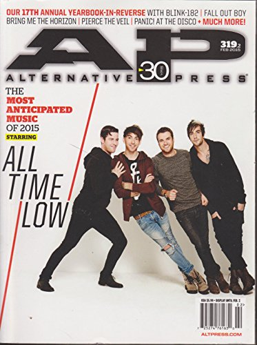 all time low alternative press - 9