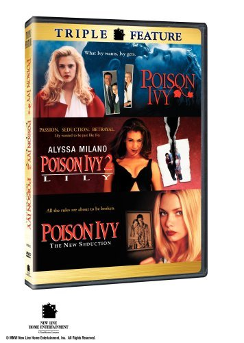 Poison Ivy 1-3 [DVD] [Region 1] [US Import] [NTSC]