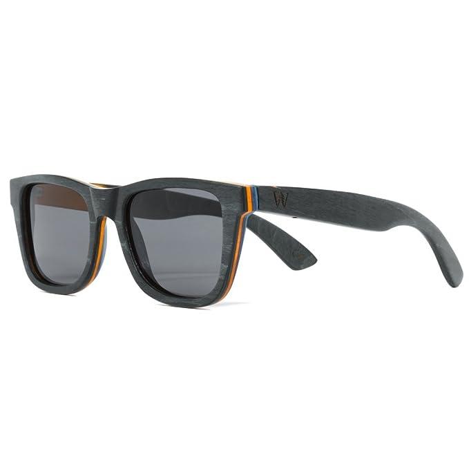Amazon.com: Madera – Gafas de sol Para Las pequeñas caras de ...