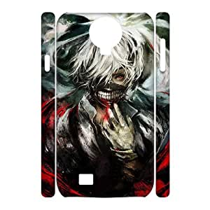 XOXOX Tokyo Ghoul 2 Phone 3D Case For Samsung Galaxy S4 i9500 [Pattern-3]