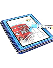 Magic Color Book using Water only without any colors Montessori Educational by Play2Learn