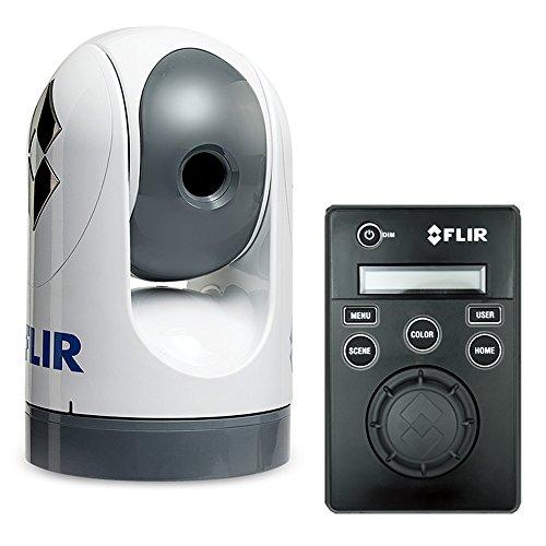 FLIR 432-0003-66-00 M-324S IR Camera, 320x240, Compact, White/Grey