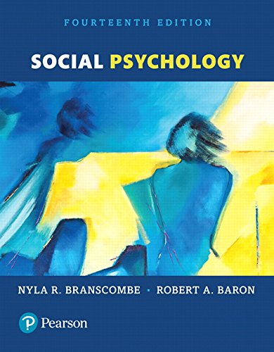 134410963 - Social Psychology (14th Edition)