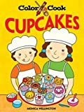 Color & Cook CUPCAKES (Dover Coloring Books)