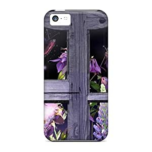 Looking Out On Garden For Iphone 6 plus (5.5) Personal cell phone Durable Iphone Cases case miao's Customization case