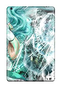 (ABbiNjr4881PGwsK)durable Protection Case Cover For Ipad Mini/mini 2(vocaloid)