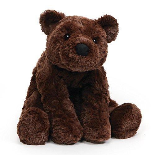 Gund Collection - GUND Cozys Collection Teddy Bear Plush Stuffed Animal, Brown, 10