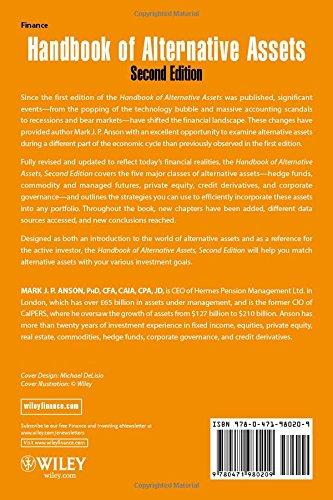 Handbook of Alternative Assets
