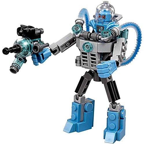 mr freeze minifigure - 5