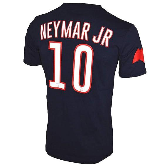 PSG Paris Saint-Germain - Camiseta - para Hombre: Amazon.es: Ropa y accesorios