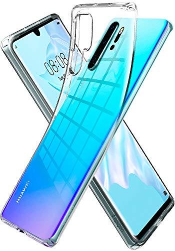 Spigen Liquid Crystal Designed for Huawei P30 Pro Case (2019) - Crystal ()