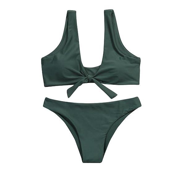 Traje De Baño De Mujer, RETUROM Bikinis Atractivo de Mujeres ...