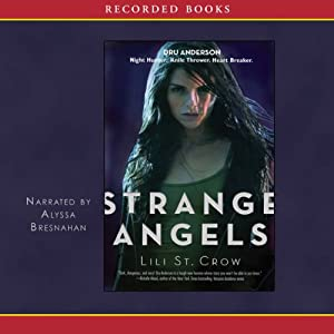 Strange Angels Audiobook