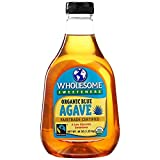 Wholesome Sweetners 33178 Organic Blue Agave