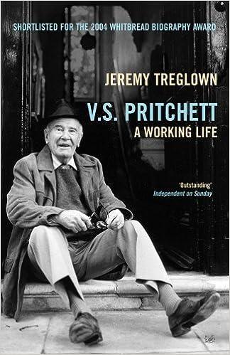 V.S. Pritchett: A Working Life by Jeremy Treglown (2005-10-31)